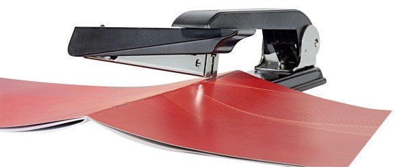 Swivel stapler black Wedo