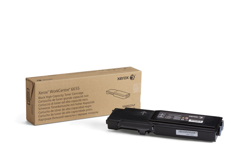 WC6655 toner black 12K