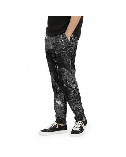 Spider Webs Men's Joggers