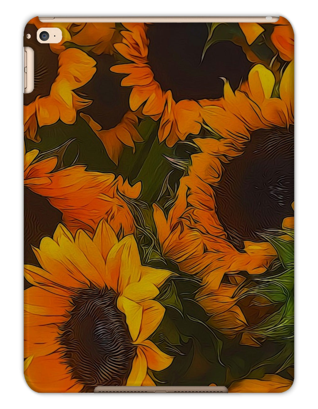 Sunflowers Tablet Cases