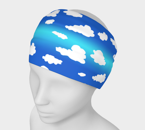Clouds Headband