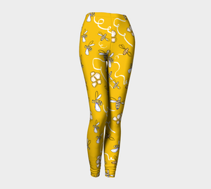 Honey Bees Leggings