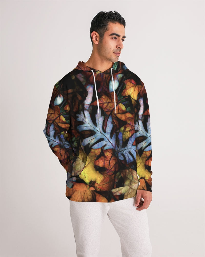 Mid October Leaves Men's Hoodie