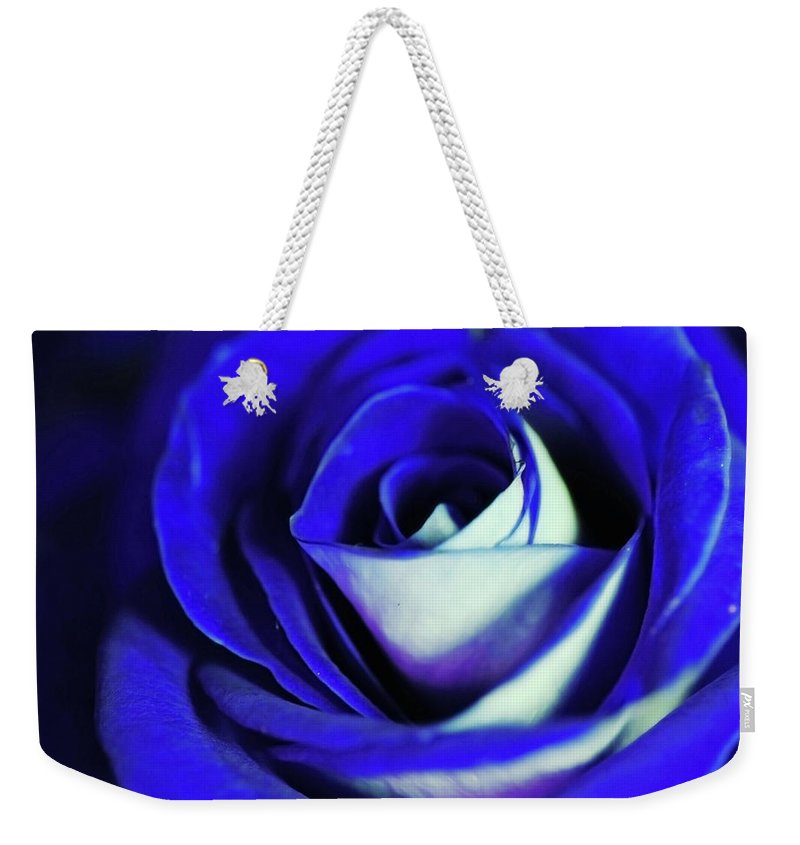 Blue Rose - Weekender Tote Bag