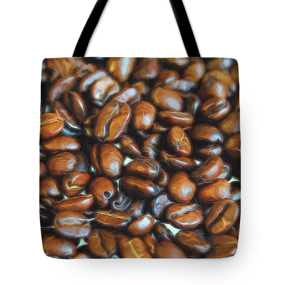 Coffee Beans - Tote Bag