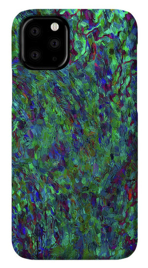 Essence Of A Peacock - Phone Case