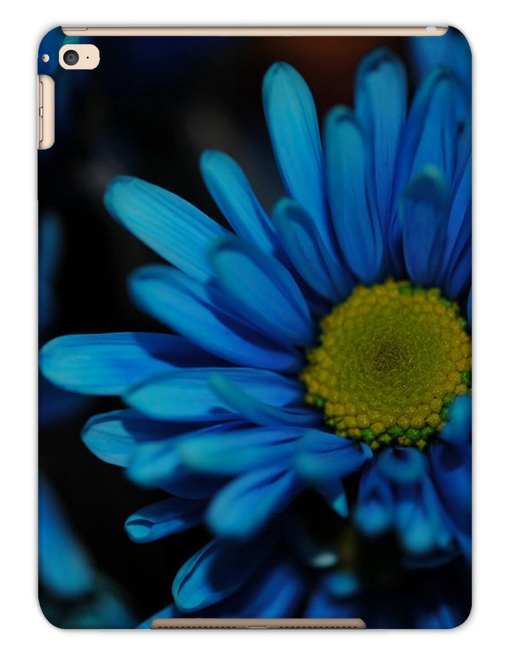Blue Daisy Tablet Cases