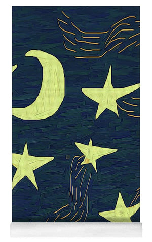 Shooting Stars - Yoga Mat