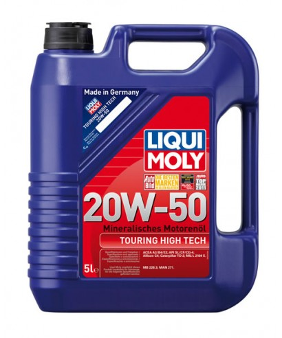 Aceite mineral 20w-50 Touring High Tech