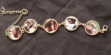 Load image into Gallery viewer, Photo charm Bracelet