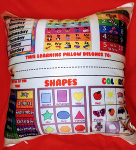 Learning pillow