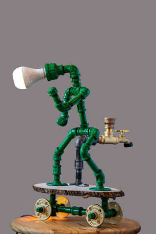 GOBLIN SKATER LAMP/DISPENSER