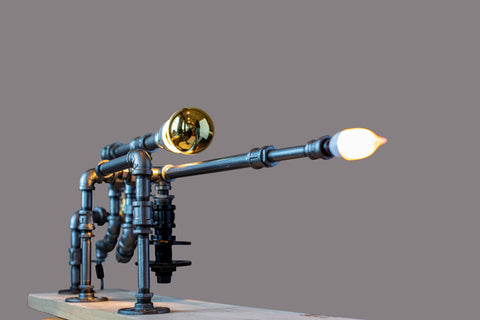 ASSAULT RIFLE LAMP/DISPENSER