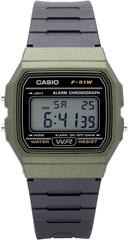 CASIO F 91WM 3ACF