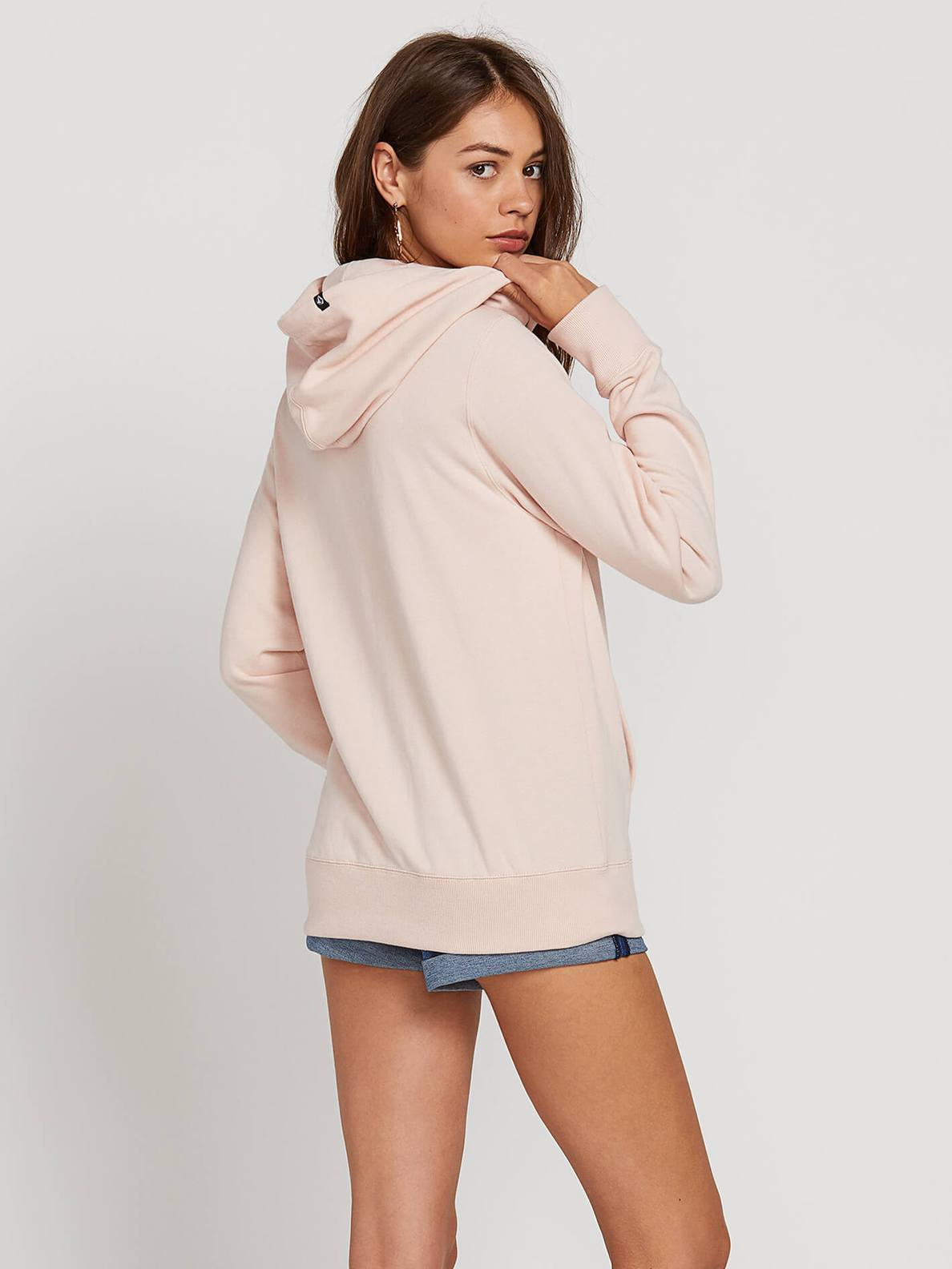 SUDADERA VOLCOM VOL STONE - MELLOW ROSE