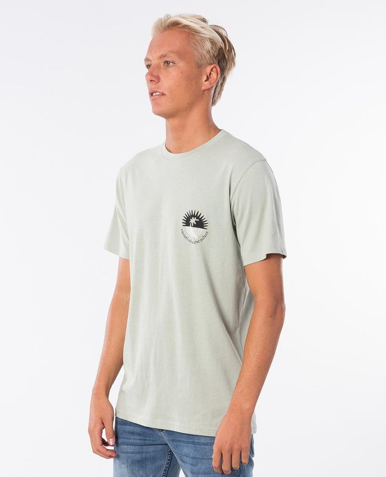 Playera Rip Curl Salt Water Culture Distant Tee