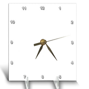 Desk Clock with Stand