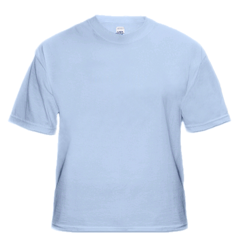 Light-Blue-T-Shirt