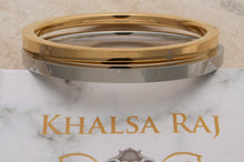 Load image into Gallery viewer, Medium weight solid stainless steel Karas - some with gold tone
