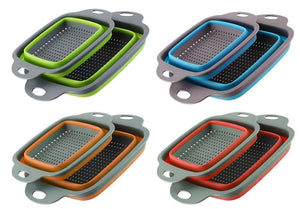 Collapsible Colander - Square