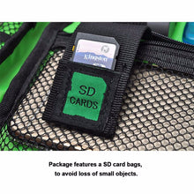 Load image into Gallery viewer, Electronic Accessories Storage Bag (Small)