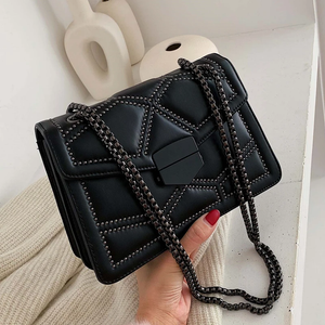 [50% OFF 🔥] HHC™ Studded Chain Small Crossbody Bag