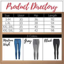 Load image into Gallery viewer, [🔥 3 PCS RM99 ONLY] FJ™ Perfect Fit Jeans Legging