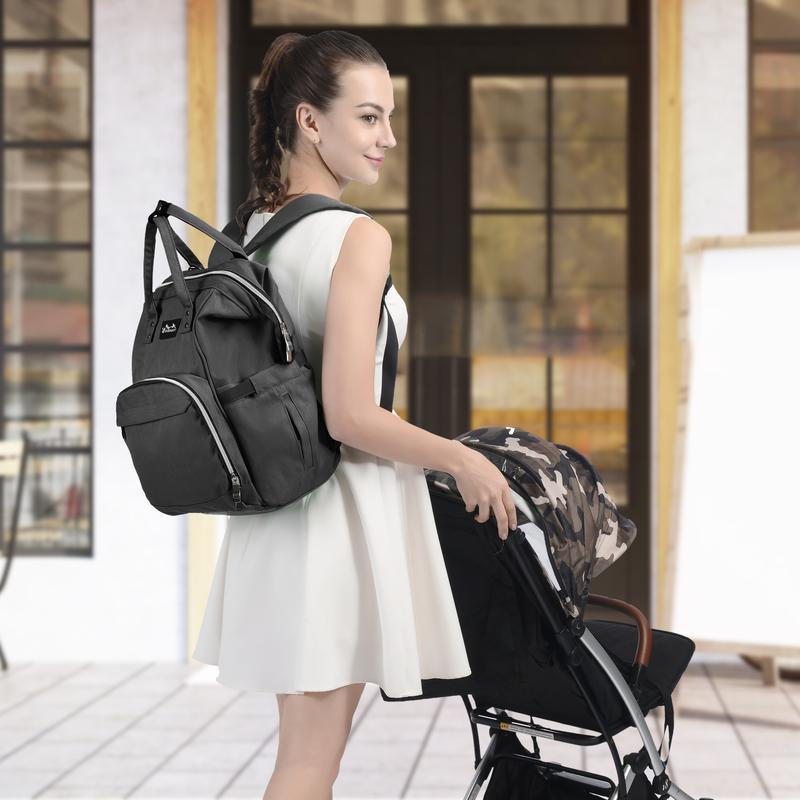 Discover the Viedouce changing backpack Vieouce