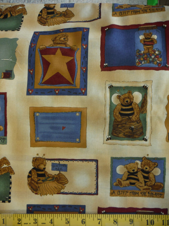 Quilting Bee's by Teresa Kogut