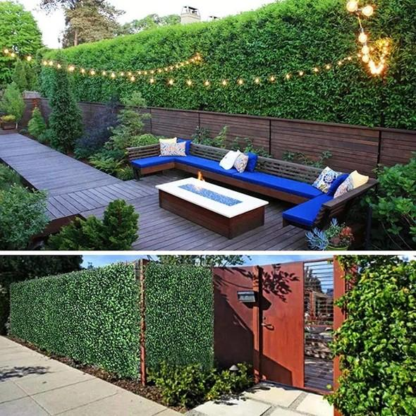 50% OFF>>Expandable Faux Privacy Fence