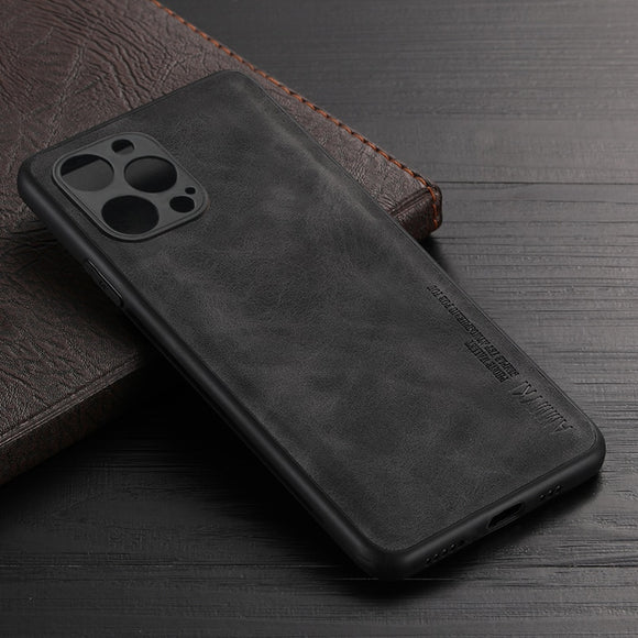 Leather Bumper Case for iPhone 12 Series