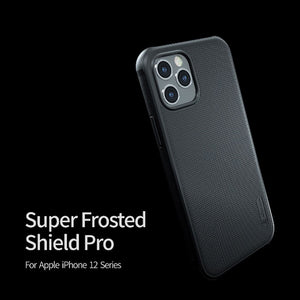 Frosted Shield Pro PC+TPU Phone Case For iPhone 12 Series