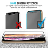 3Pack 10X Stronger New Tempered Glass Screen Protector for iPhone 11 Pro Max