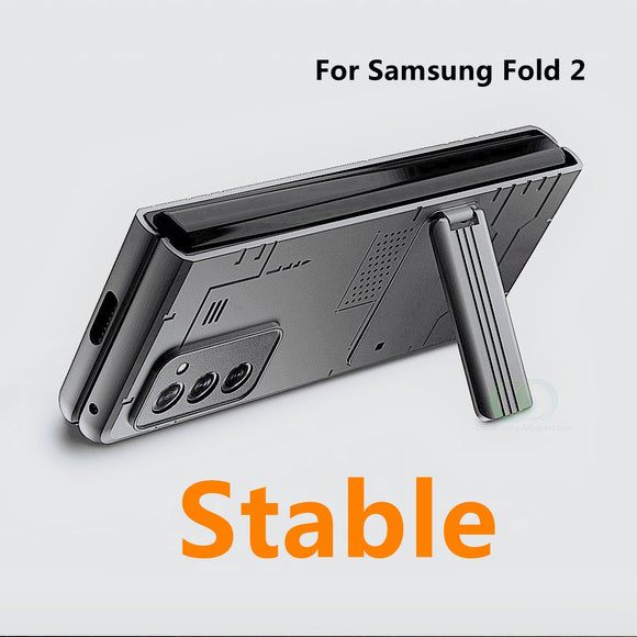 Stable Holder Ultra thin Anti knock Protection Hard Plastic Bracket Armor Case For Samsung Galaxy Fold 2