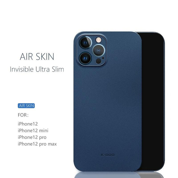Air Skin Ultra Slim Case Full Covered Case for iPhone 12 Series