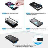 Super Waterproof Shockproof Phone Case For iPhone 12 11 Pro Max