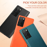 Leather Soft Edge Full Cover Case for Samsung S20 & Note 20 Series