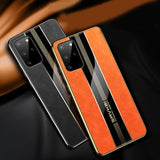Soft Silicone Case Electroplating Frame Heavy Duty Protection for Samsung Galaxy S20 Series