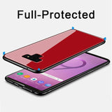 For Galaxy Note 9 Note 8 Back Phone Cases Slim Skin Ultra Thin