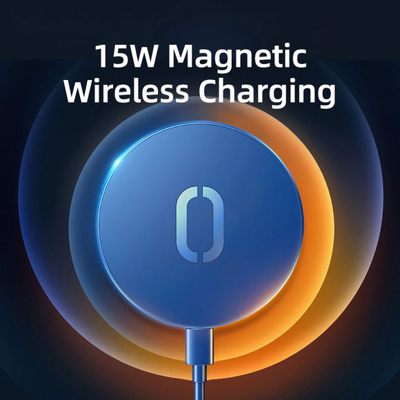 15W Wireless Magnetic Fast Charger For iPhone 12 & 11 Series