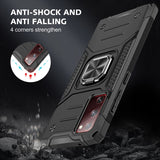 Magnetic Metal Finger Ring Stand Holder Case For Samsung Galaxy S20 Note 20