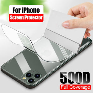 Full Cover Camera Protection Glass For iPhone 11 Series