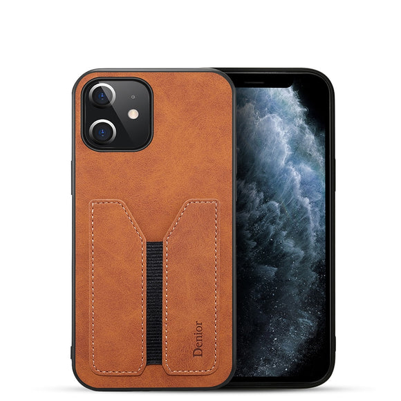 Luxury Leather Cardholder Case for IPhone 12 11 Pro Max