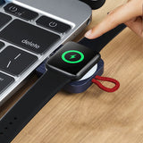 Portable Magnetic Wireless Charger for Apple Watch Series 5 4 3