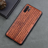 Rosewood TPU Shockproof Back Cover Case for Galaxy Note 10