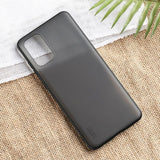 Hard PC Soft Silicone Edge Back Transparent Cover Case For Samsung Galaxy S20 Series