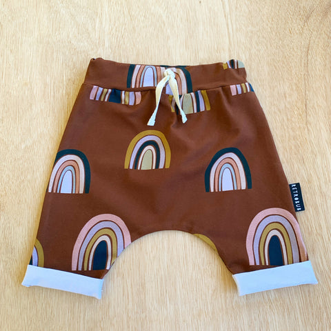RUST RAINBOW shorts sizes 1-5