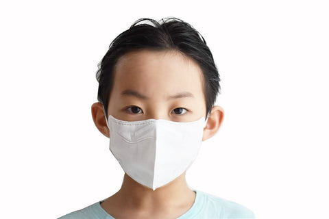 AirBon Kids Nanofiber Filter Face Mask Individual (10 Pcs/Box) - Neo Science Equipments & Chemicals Trading LLC