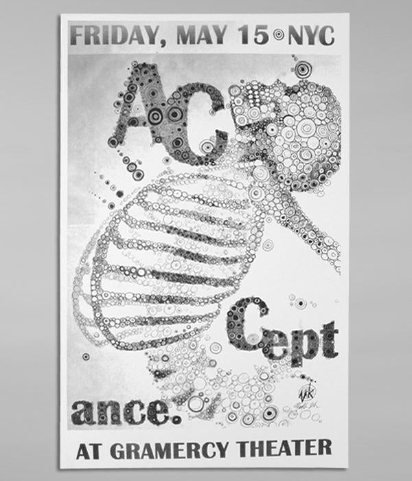 Acceptance NYC May 15 2015 Poster