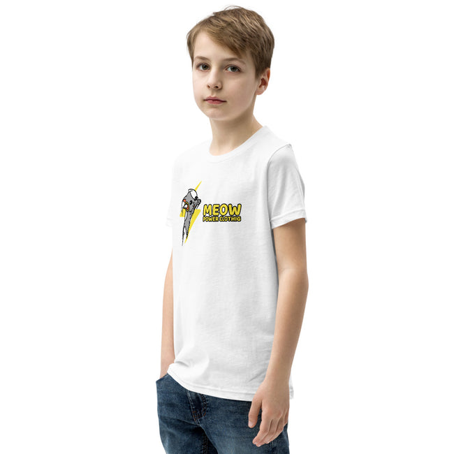 Youth Short Sleeve T-Shirt - Kitty Cat Apparel